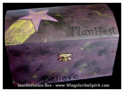 Manifestation Box