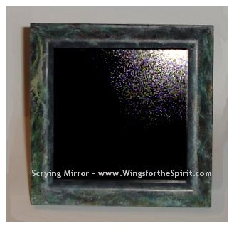 Earth Scrying Mirror
